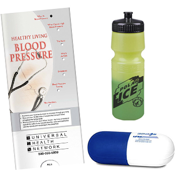 National High Blood Pressure Education Promos