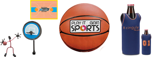 Basketball Promotional Products