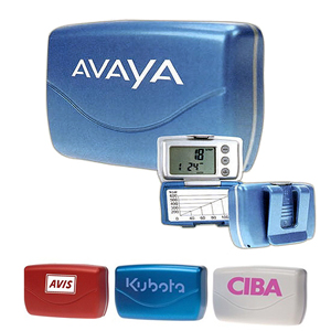 Promotional Fitness Multifunction Pedometer